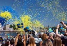 sweden happy